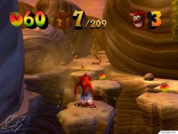 Crash Bandicoot special 6960