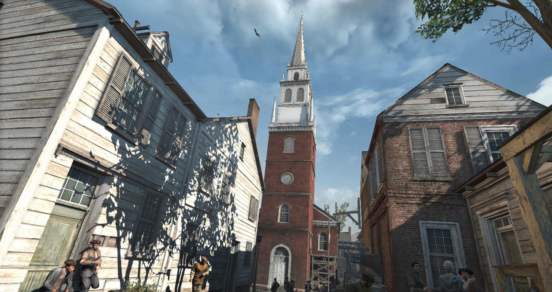 Recenze Assassins Creed 3 70866