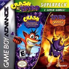 Crash Bandicoot special 7180