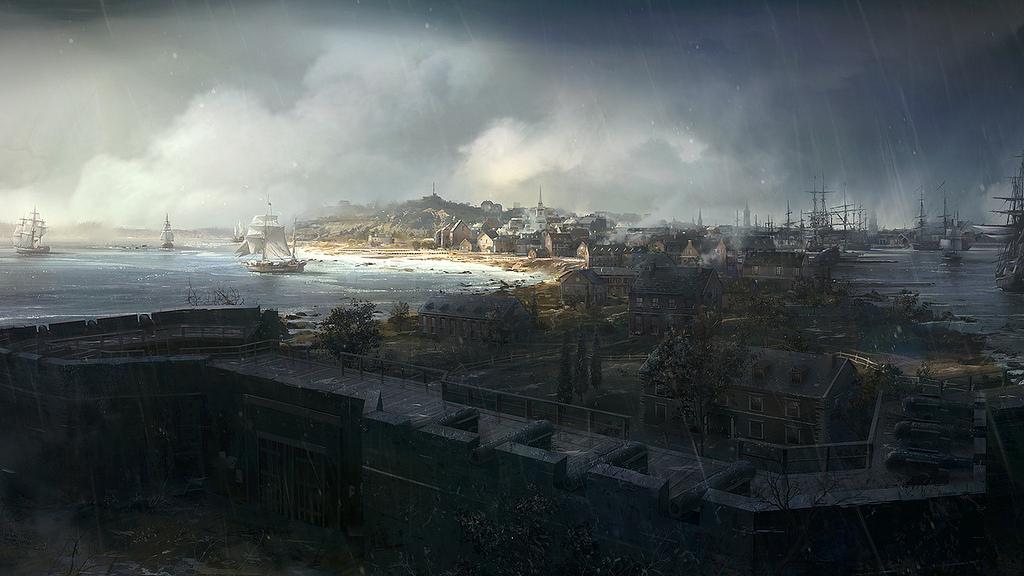 Assasssin's Creed III (Multiplayer) - Recenze 71867