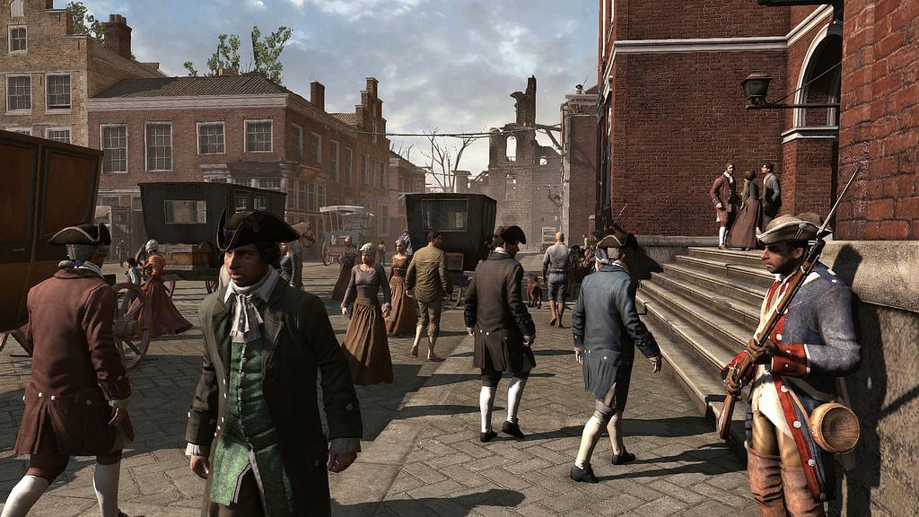 Assasssin's Creed III (Multiplayer) - Recenze 71871