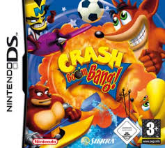 Crash Bandicoot special 7188