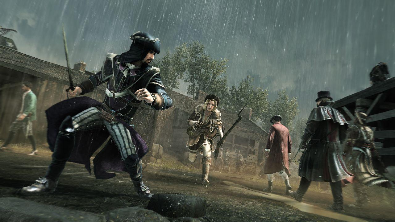 Assasssin's Creed III (Multiplayer) - Recenze 71948