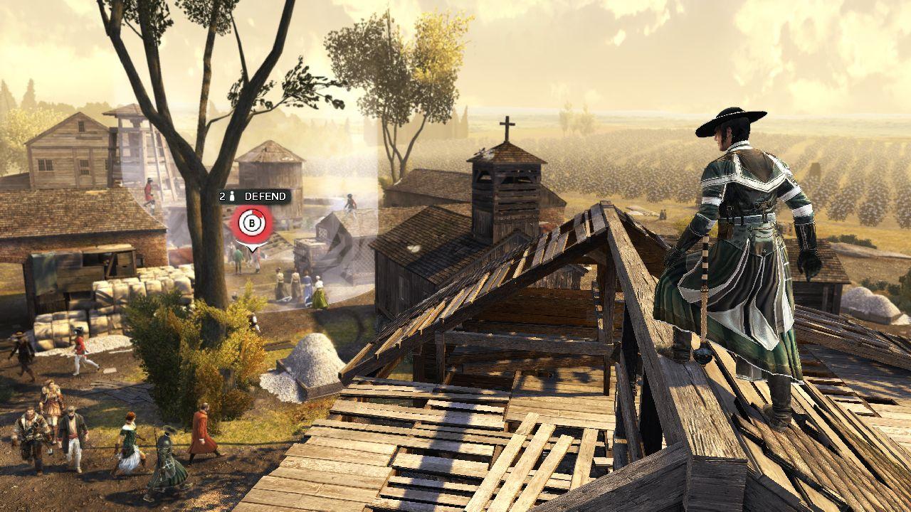 Assasssin's Creed III (Multiplayer) - Recenze 71949