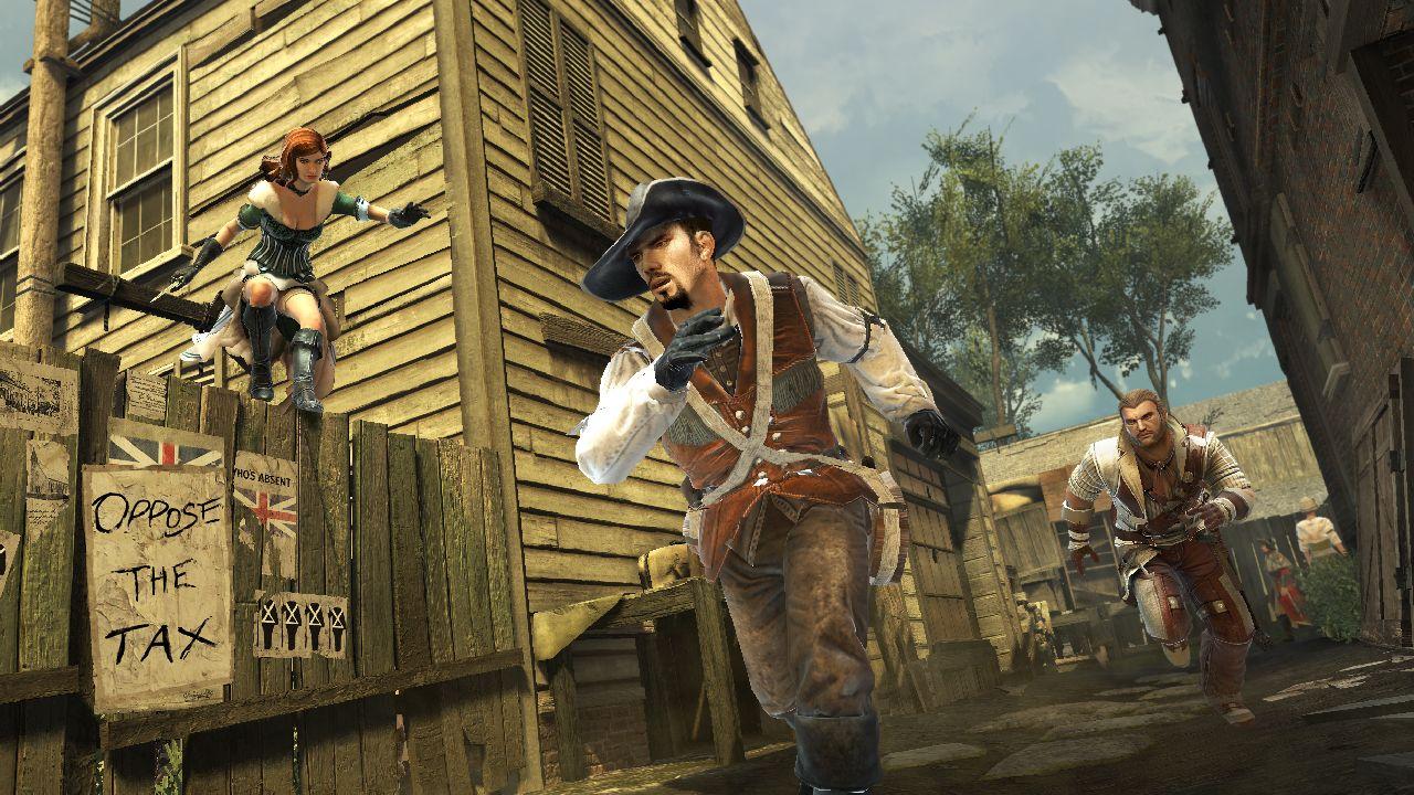 Assasssin's Creed III (Multiplayer) - Recenze 71951