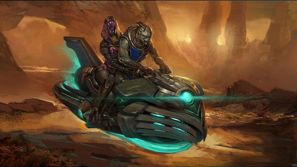 Mass Effect - jak dál? 7223
