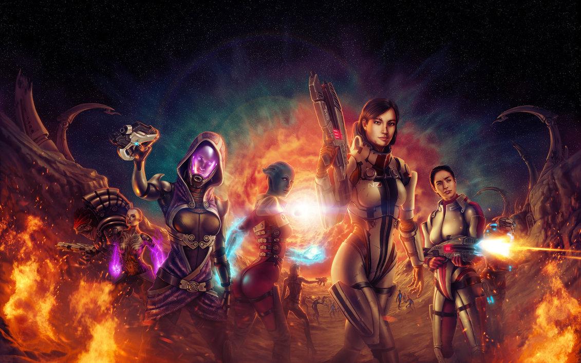 Mass Effect - jak dál? 7225
