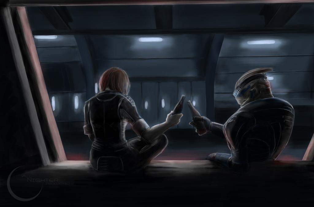 Mass Effect - jak dál? 7226