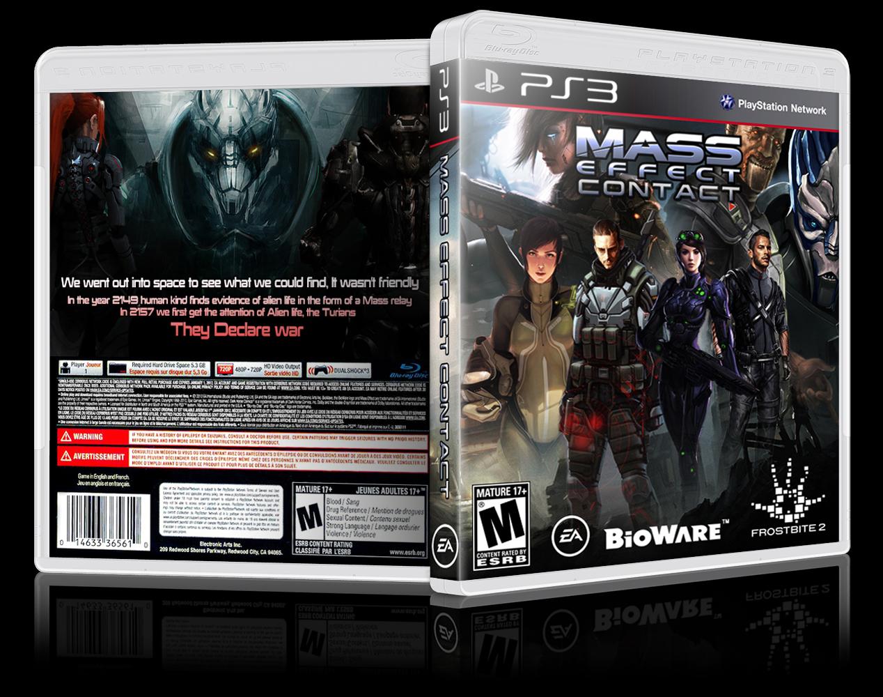 Mass Effect - jak dál? 7227
