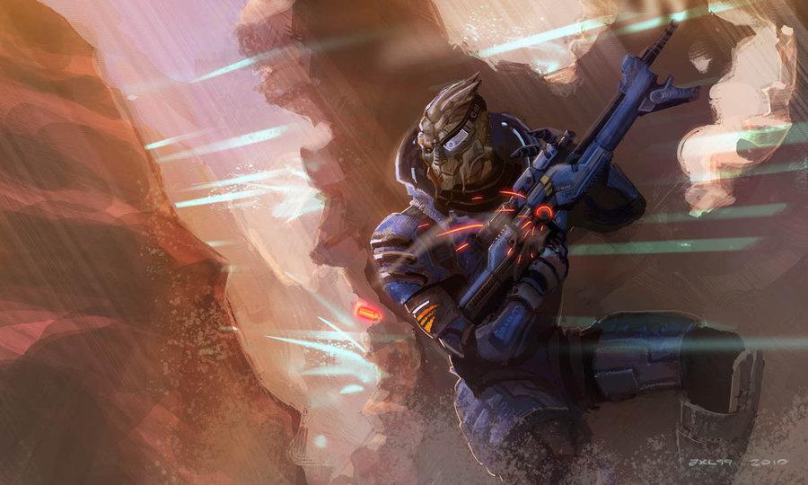 Mass Effect - jak dál? 7229