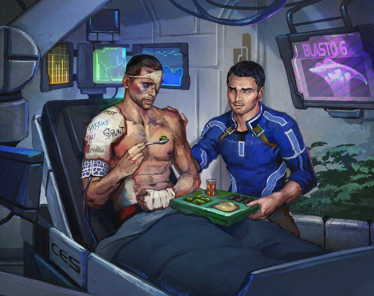 Mass Effect - jak dál? 7230