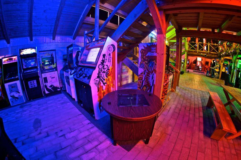 Arcade hry- zapomenuté krásky 7236