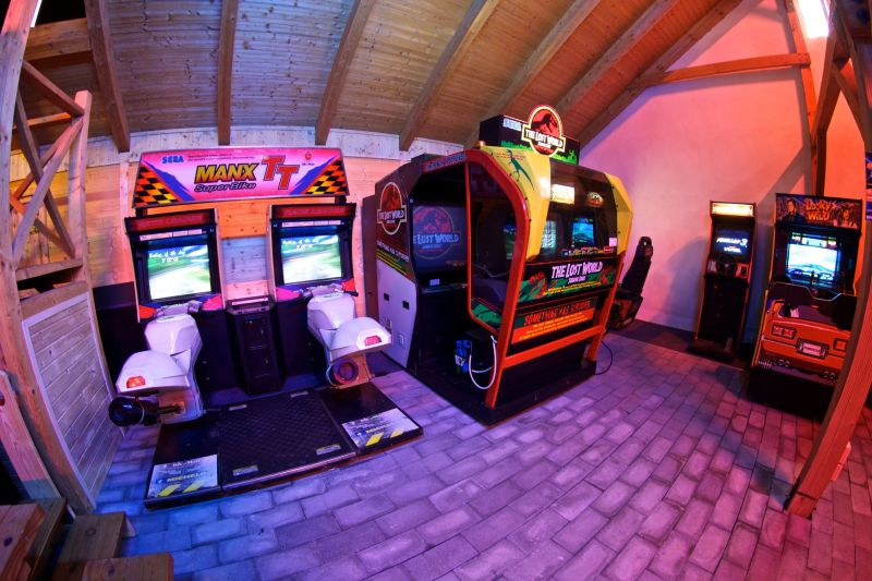 Arcade hry- zapomenuté krásky 7237