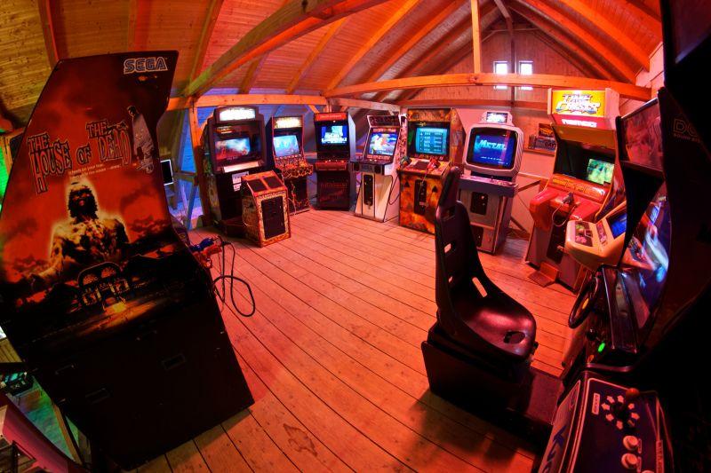 Arcade hry- zapomenuté krásky 7240