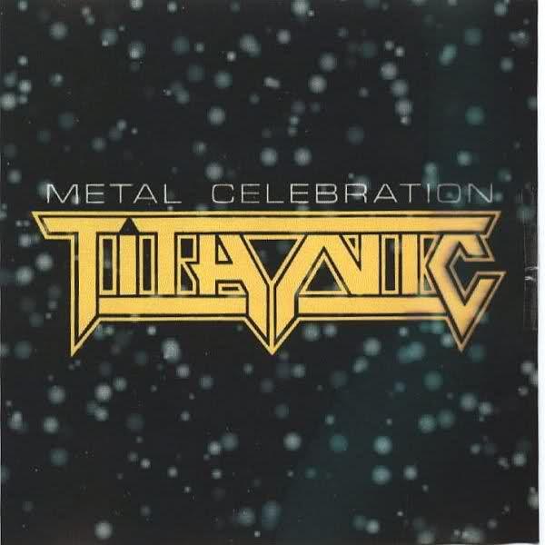 Titanic ...thrash metal z Brna 7302
