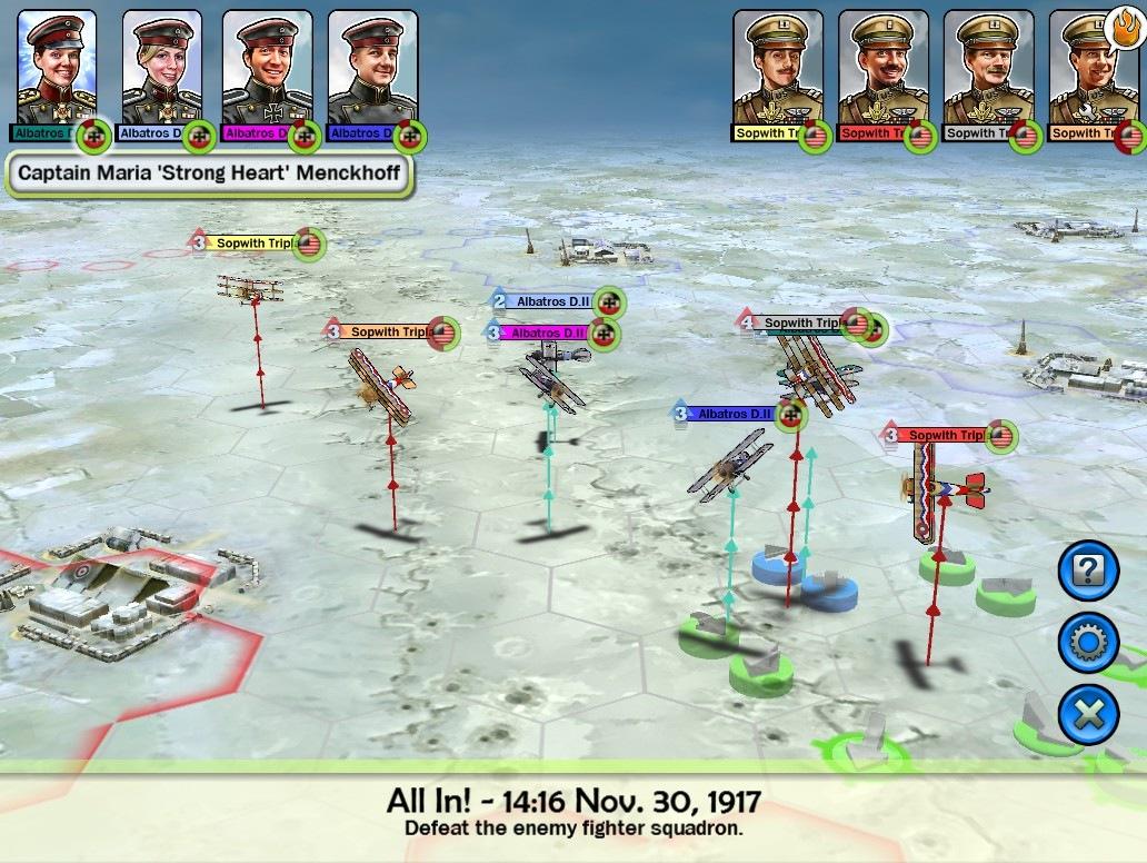 Sid Meier's Ace Patrol ...piloti na start! 7313