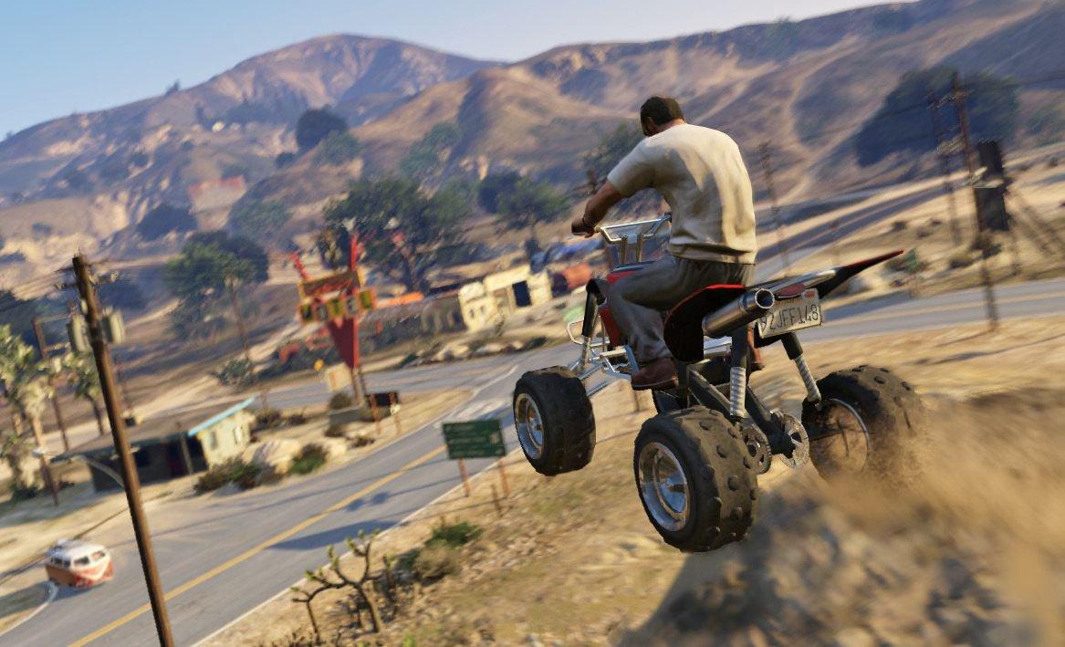 Grand Theft Auto V, aneb návrat krále 7330