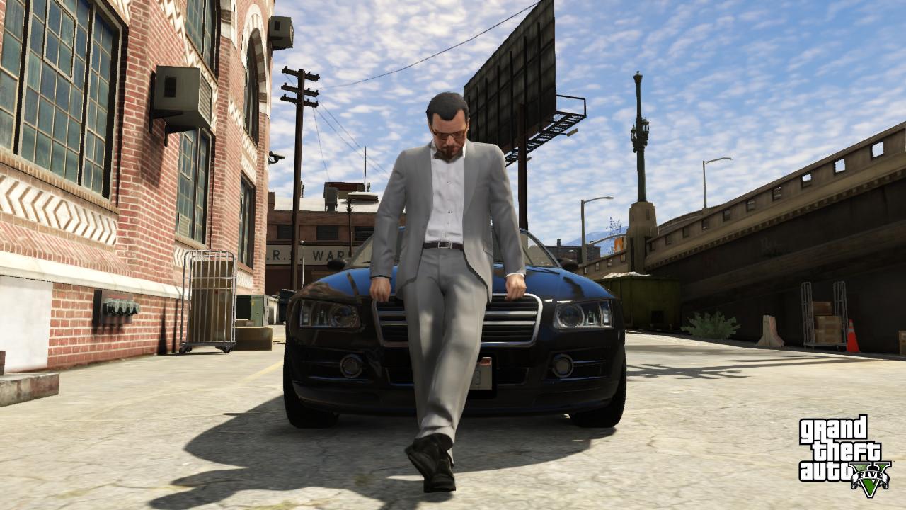 Grand Theft Auto V, aneb návrat krále 7331