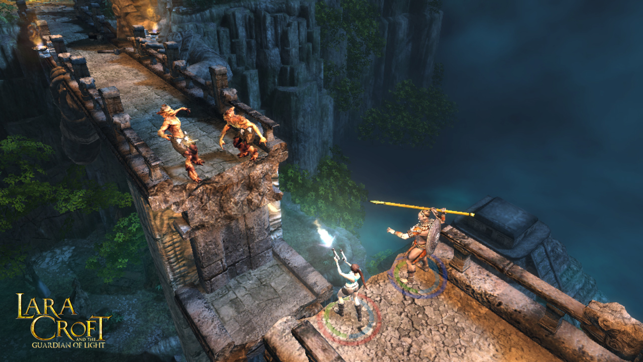 Lara Croft and the Guardian of Light- Recenze 7338