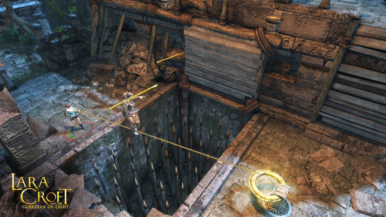 Lara Croft and the Guardian of Light- Recenze 7339