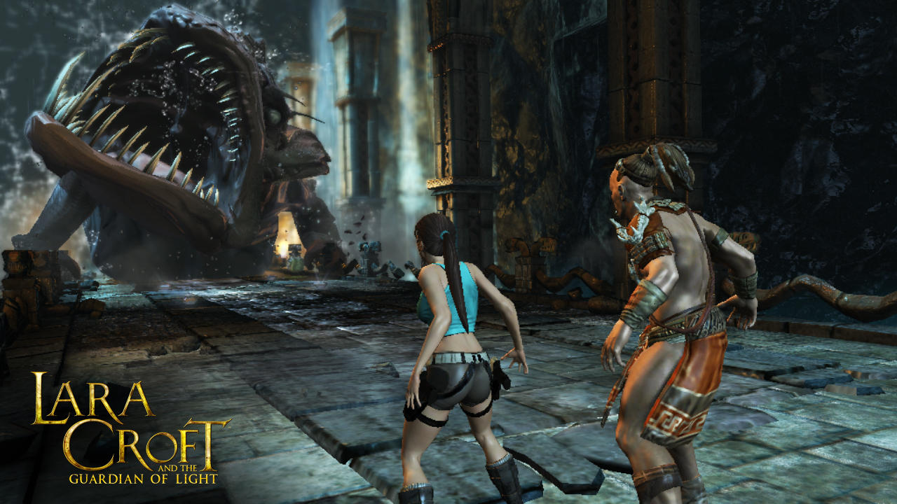 Lara Croft and the Guardian of Light- Recenze 7368