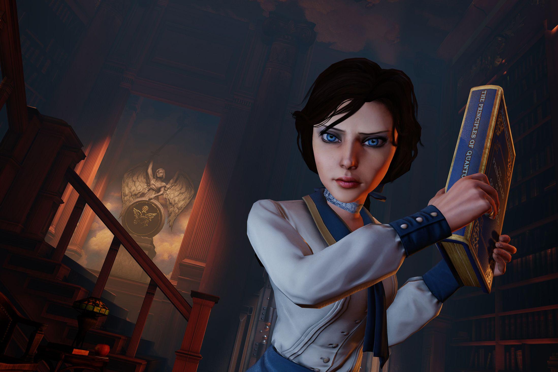 BioShock Infinite - Plovoucí město plné fantazie a korupce! 73809