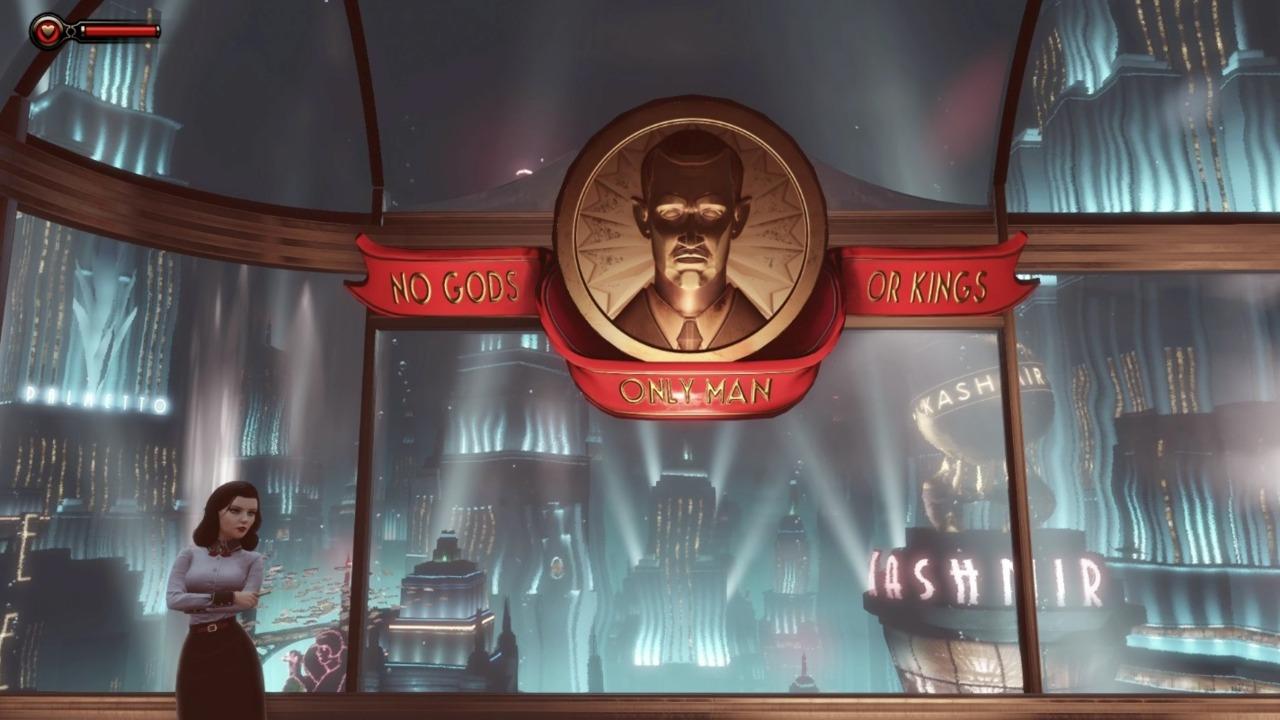 Bioshock Infinite: Burial at Sea 1 - Návrat do známých míst. 7449