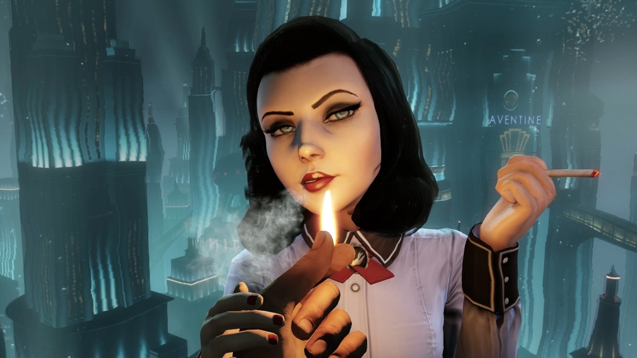 Bioshock Infinite: Burial at Sea 1 - Návrat do známých míst. 7453