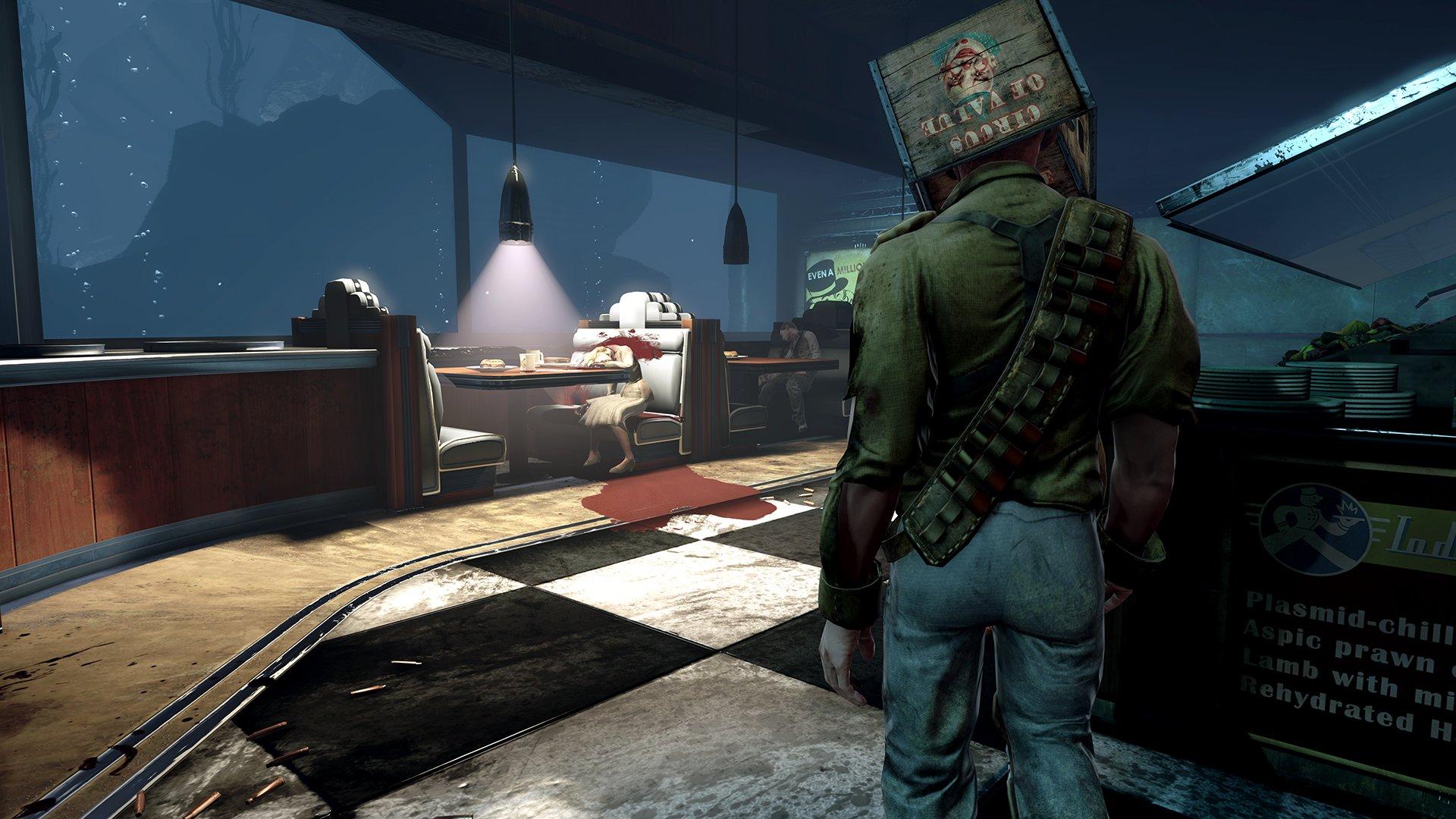 Bioshock Infinite: Burial at Sea 1 - Návrat do známých míst. 7456