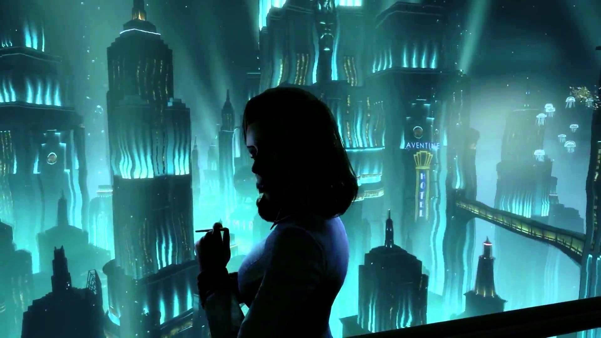 Bioshock Infinite: Burial at Sea 1 - Návrat do známých míst. 7458
