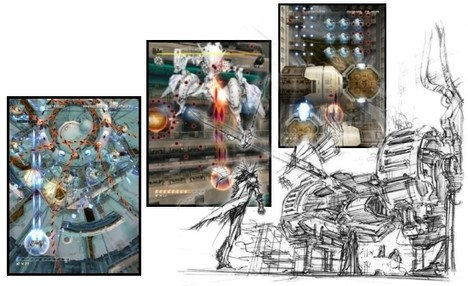 Ikaruga - poklad od Treasure 7467