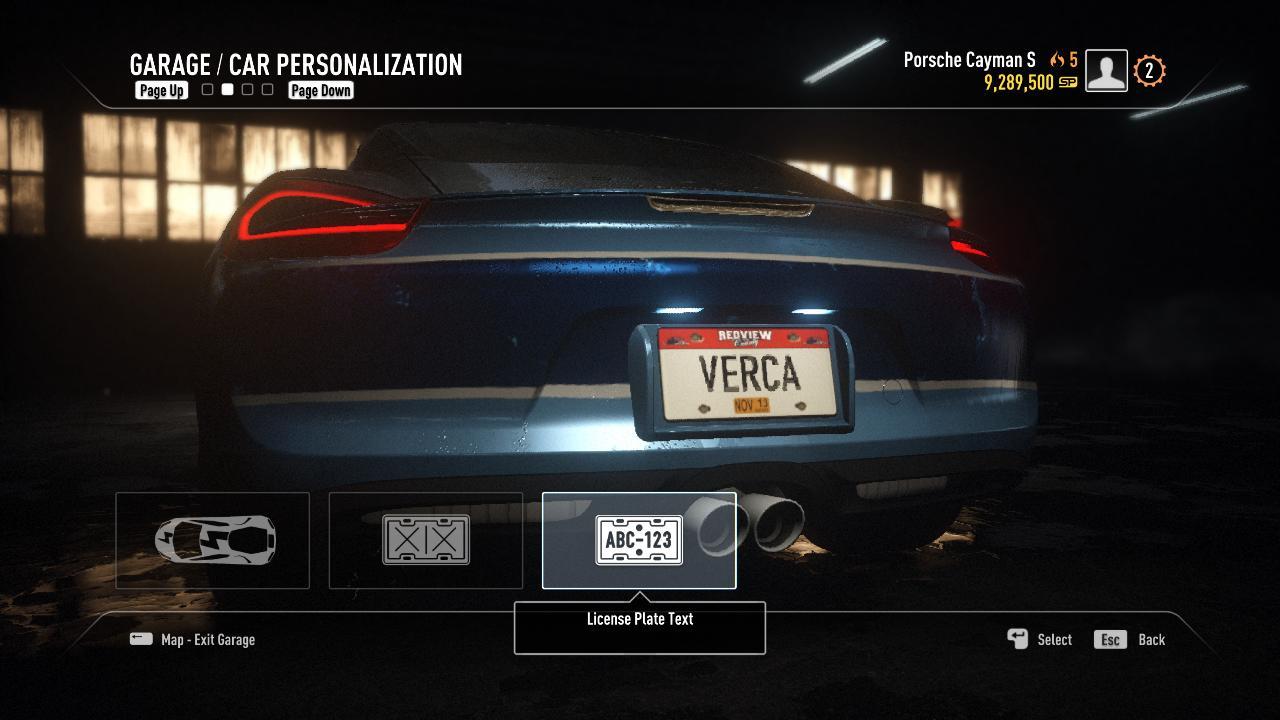 I já jsem hráč 3. - Need for Speed: Rivals 7471