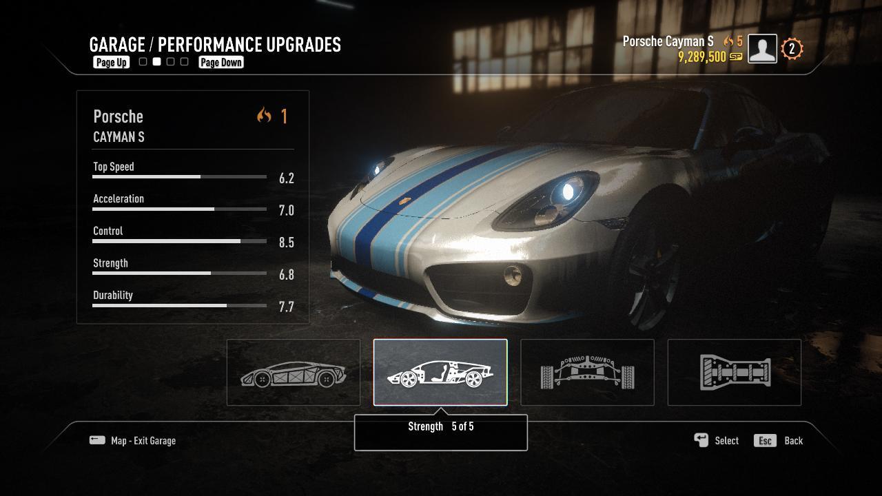 I já jsem hráč 3. - Need for Speed: Rivals 7473