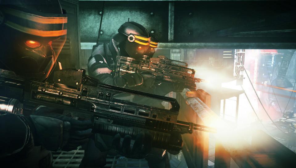 Vita vrací úder s Killzone: Mercenary 74734