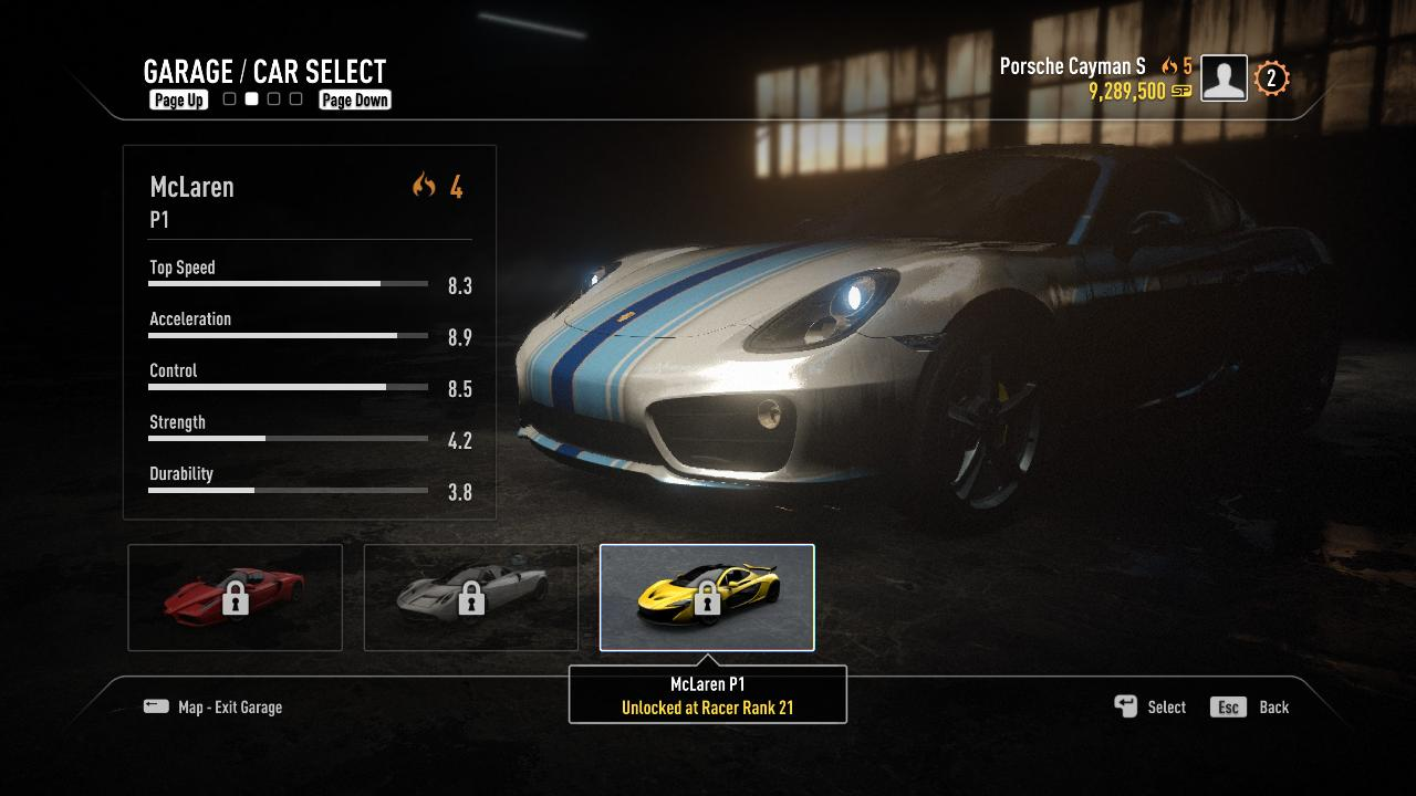 I já jsem hráč 3. - Need for Speed: Rivals 7474