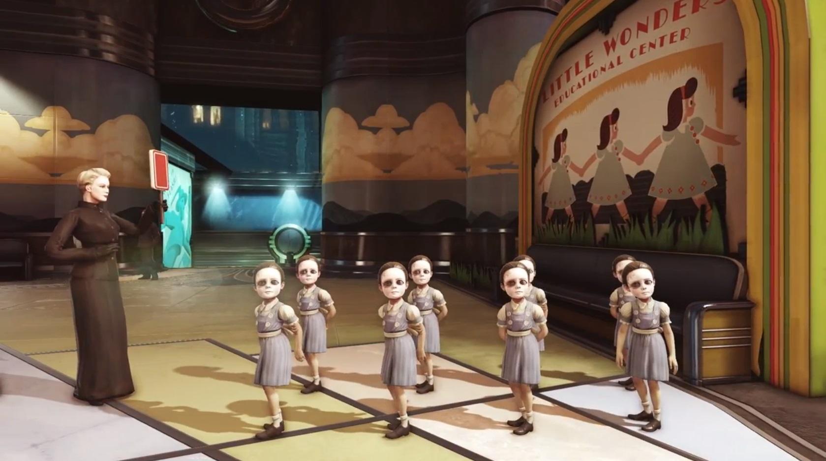 BioShock Infinite: Burial at Sea – Epizoda 1 7517