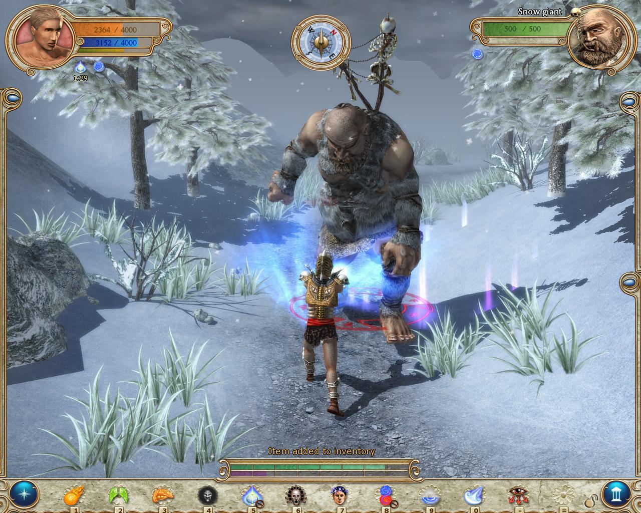 Herní návraty: Numen Contest of Heroes 7523