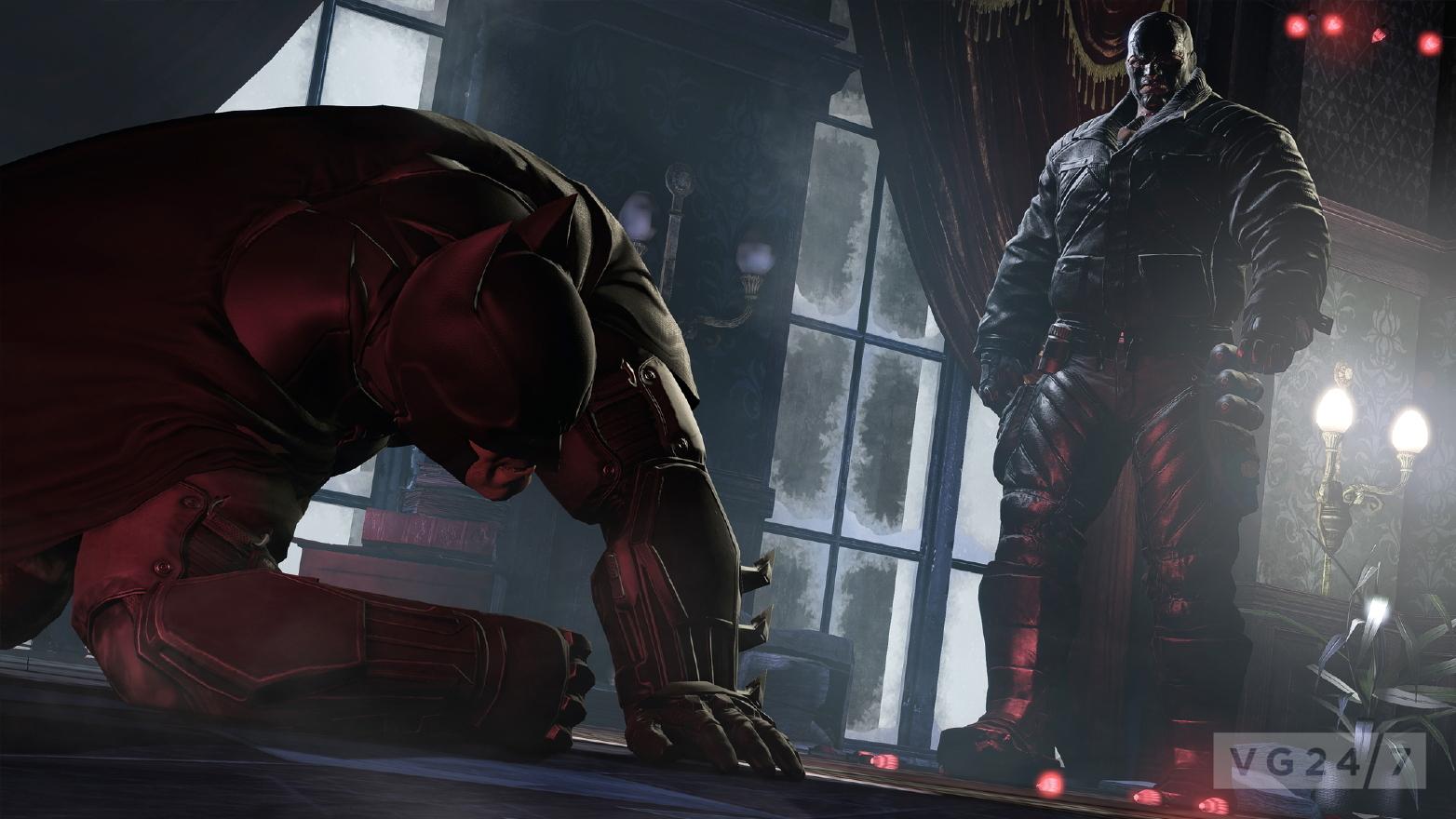 Batman Arkham Origins Recenze 7533
