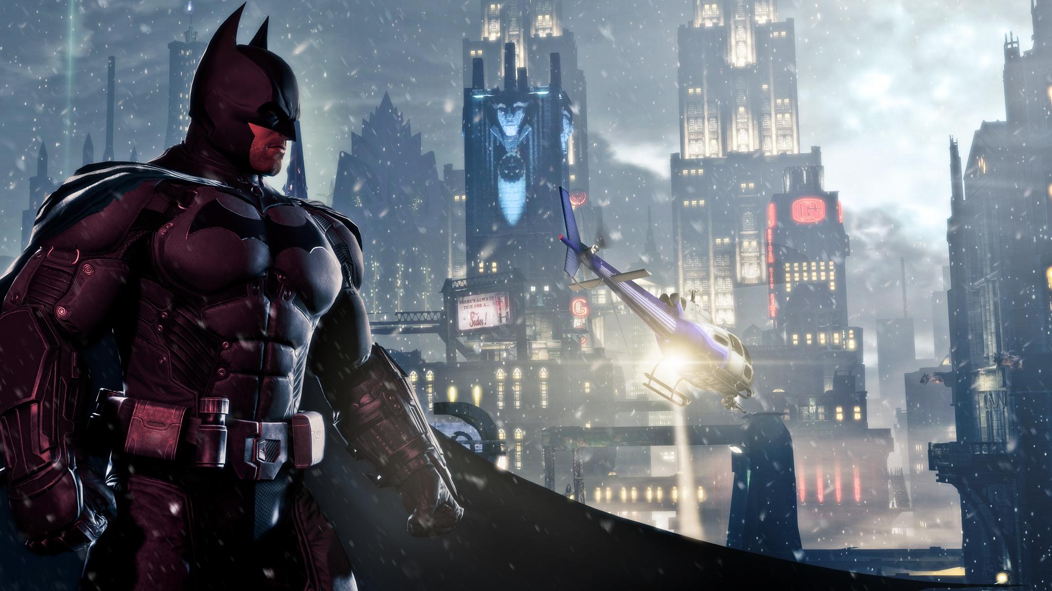 Batman Arkham Origins Recenze 7535