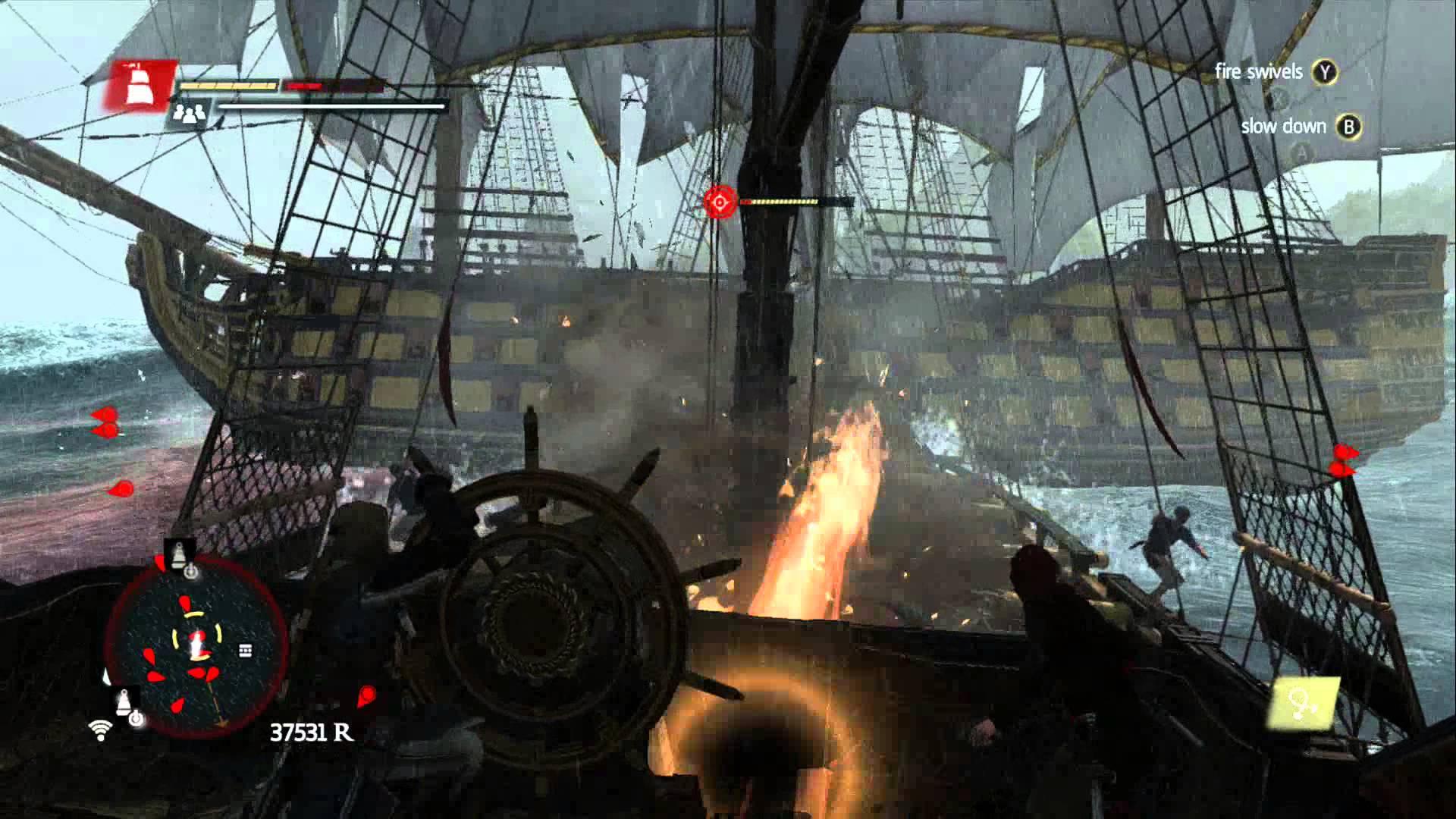 Assassins Creed IV: Black flag, aneb bukanýrem snadno a rychle 7538