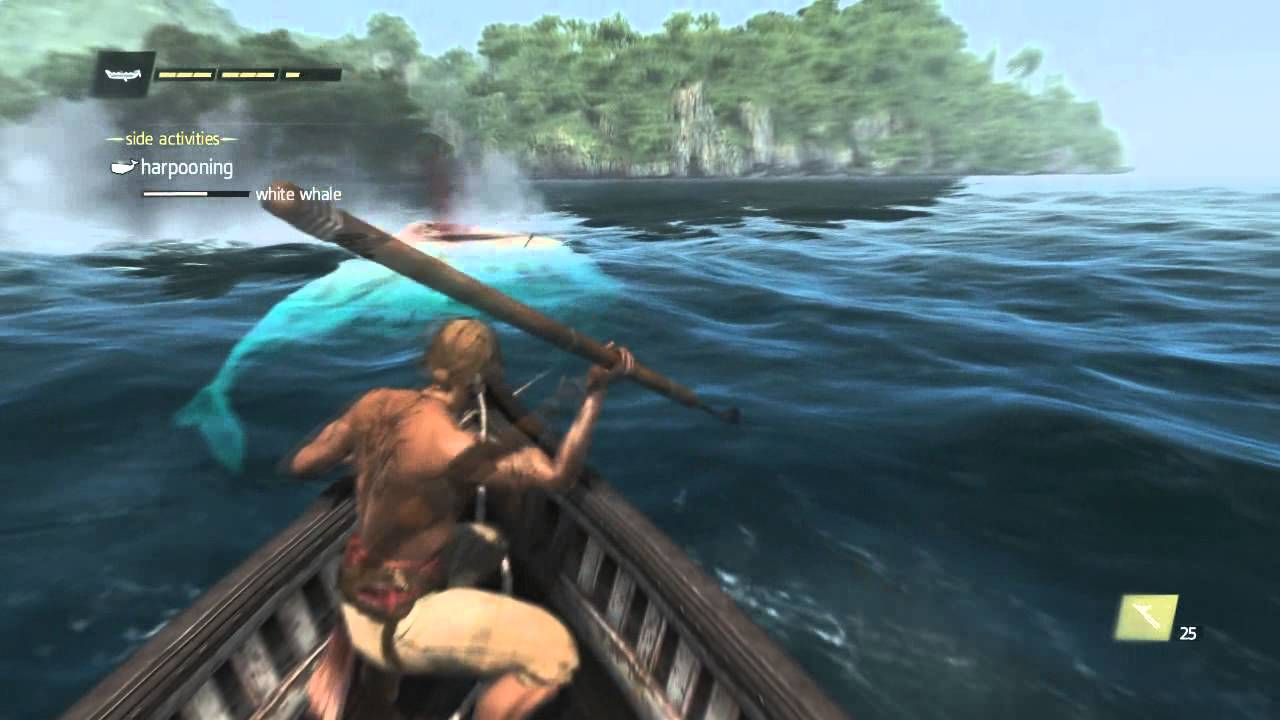 Assassins Creed IV: Black flag, aneb bukanýrem snadno a rychle 7542