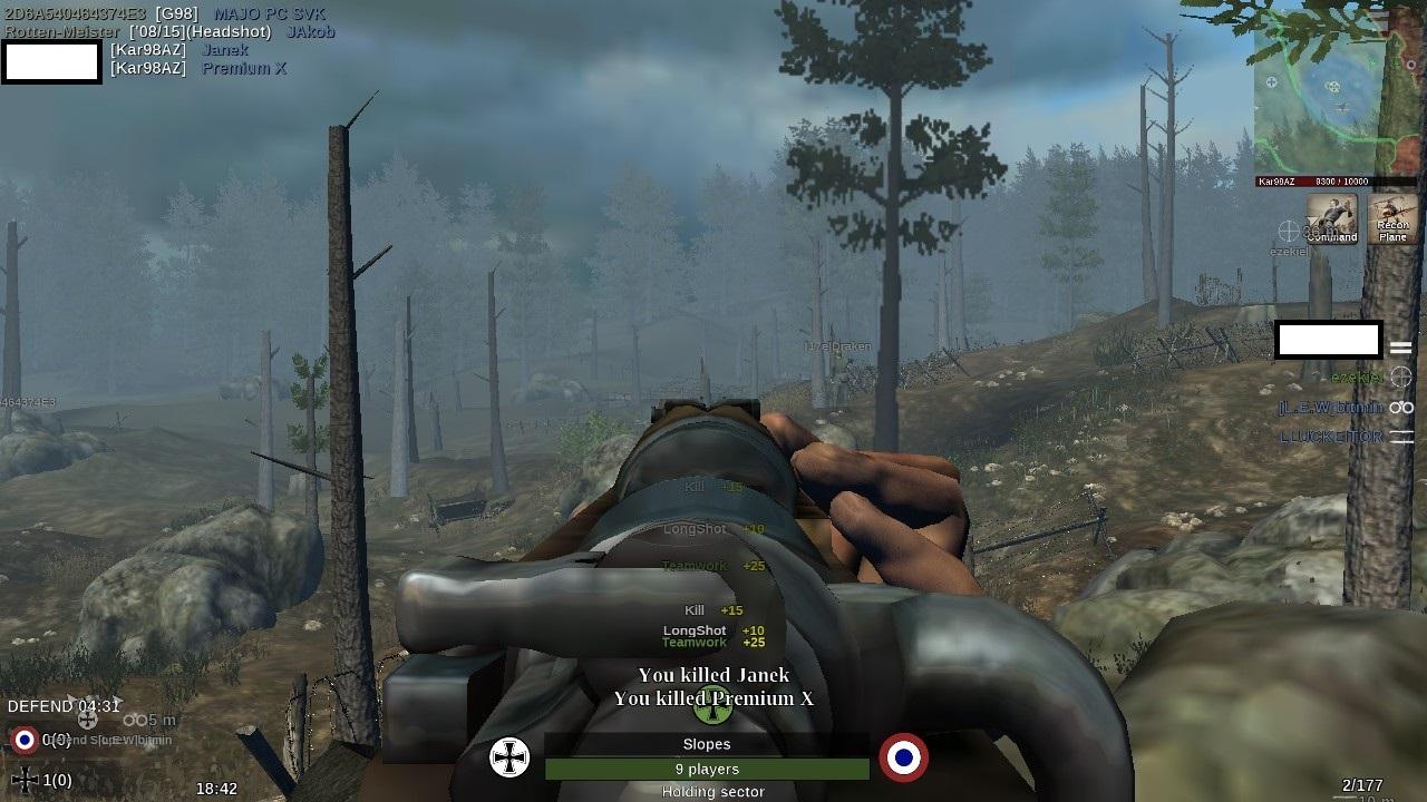 Verdun- dojmy z bety 7558