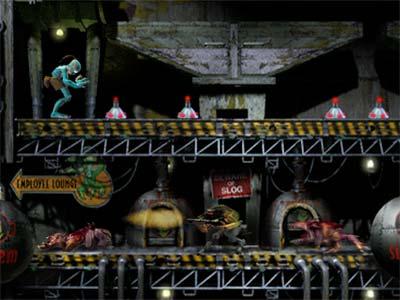 ReBoot Retro (Část 1) : Oddworld Abe's Oddysee 7564