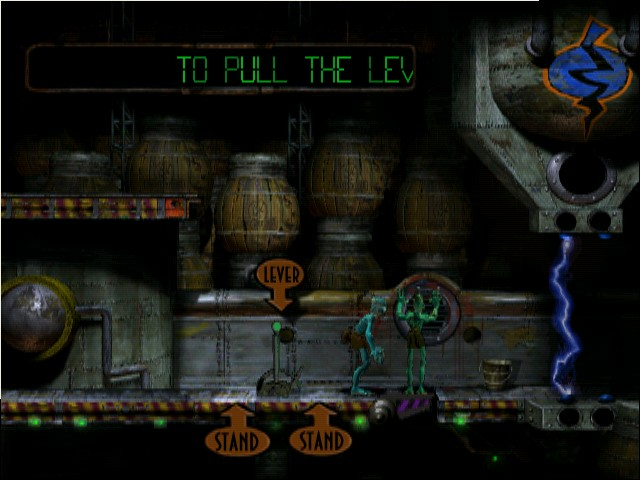 ReBoot Retro (Část 1) : Oddworld Abe's Oddysee 7565