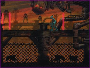ReBoot Retro (Část 1) : Oddworld Abe's Oddysee 7566