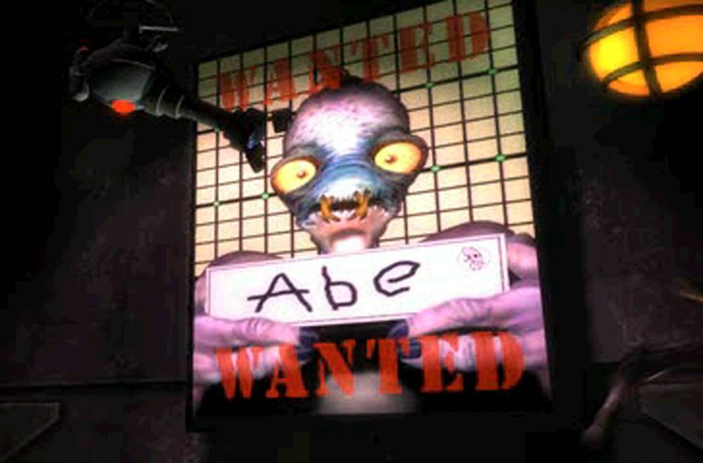 ReBoot Retro (Část 1) : Oddworld Abe's Oddysee 7569