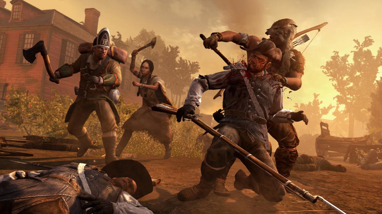 Recenze Assassins Creed 3 75699