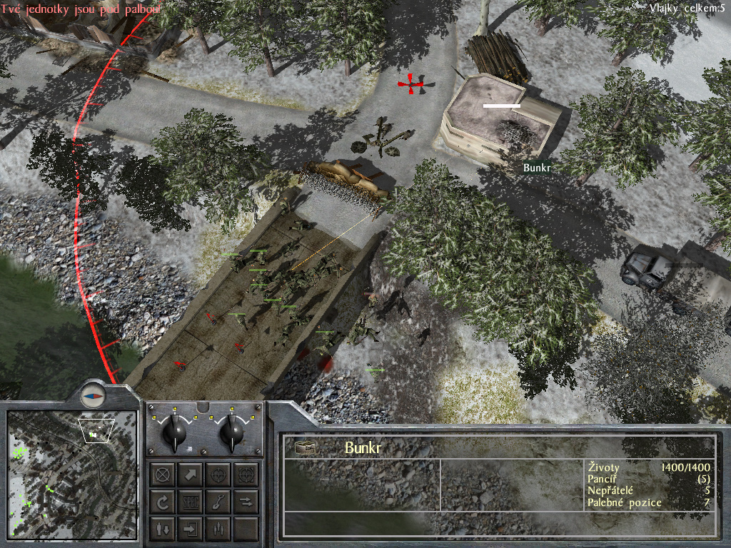 Staré hry: 1944 Battle of the Bulge- singleplayer 7723