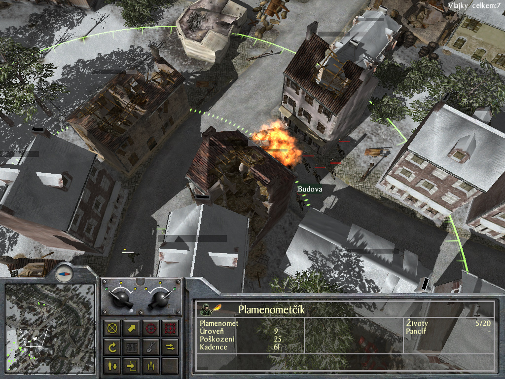 Staré hry: 1944 Battle of the Bulge- singleplayer 7724