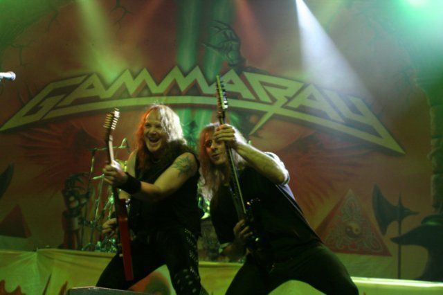 Gamma Ray ...power metal made in Germany 7788